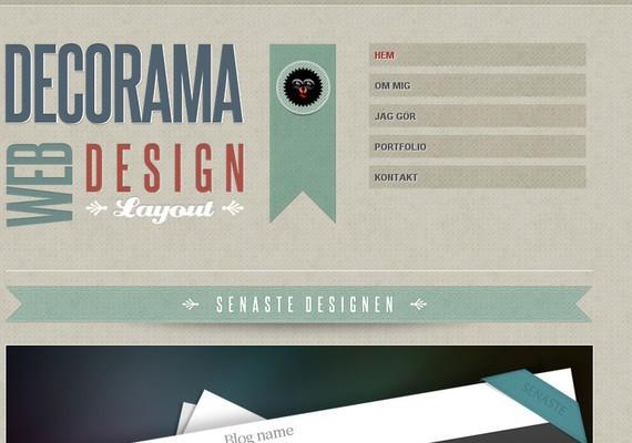Decorama design