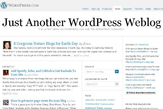 WP.com Blog