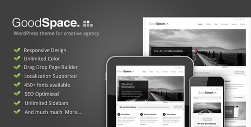 30 Excellent and Inexpensive Responsive WordPress Themes