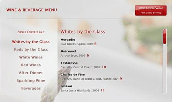 1A-Customizable WordPress Restaurant Menu