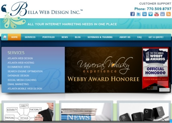Bella-Web-Design-Power-Email-Lists-Web-Designers
