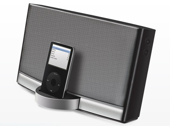 Draw a Sound Dock System With Photoshop