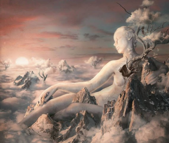 Create a Surreal and Dreamy Photo Manipulation in Photoshop