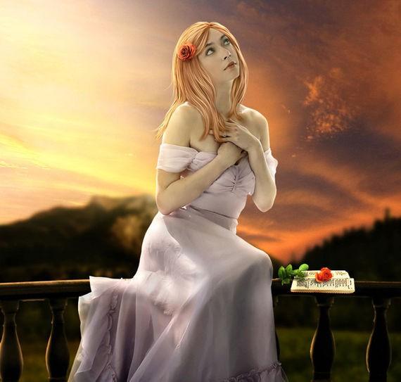 Create An Emotional Sunset Scene Photo Manipulation