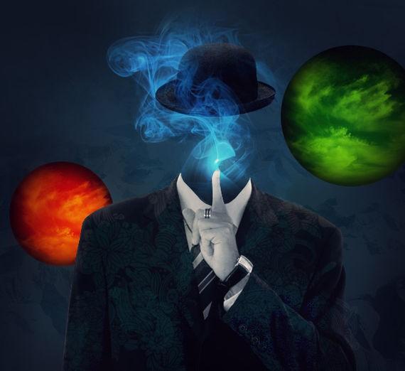 Create a Surreal Smoking Photo Manipulation