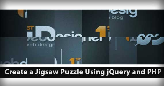 Create a Jigsaw Puzzle Using jQuery and PHP