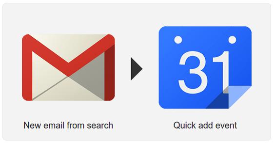 Google Calendar Event from Gmail