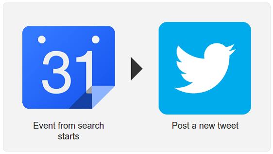 Schedule Tweets with Google Calendar