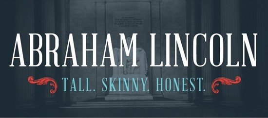 Abraham-lincoln-fresh-free-fonts-2012