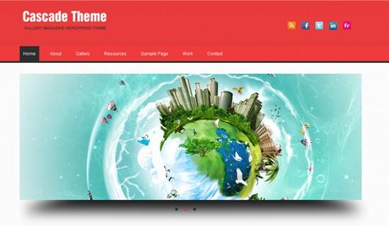 Cascade-free-wordpress-themes-2012