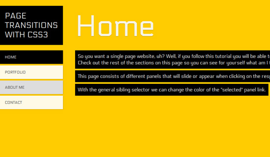 Transitions-css3-text-effect-tutorials