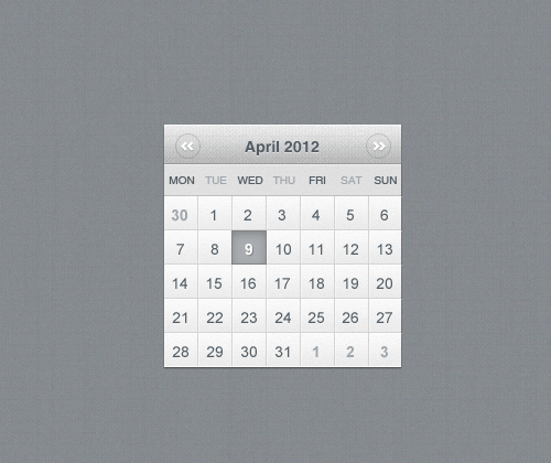 Design an Elegant Calendar Using Adobe Photoshop in 15 Minutes