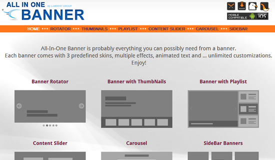 Banner-jquery-image-gallery-plugins