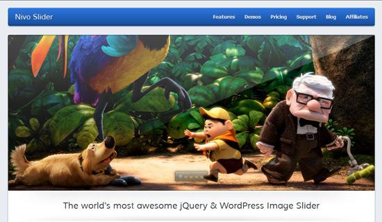 Nivo-jquery-image-gallery-plugins