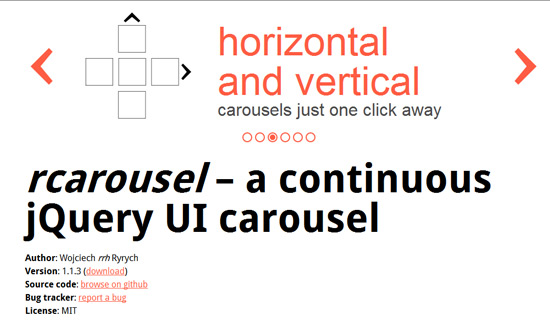 Rcarousel-jquery-image-gallery-plugins