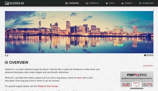 Slides-jquery-image-gallery-plugins