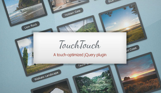 Touchtouch-jquery-image-gallery-plugins