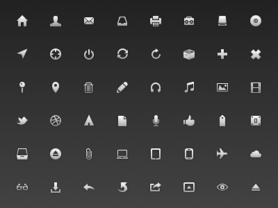 Freecns-free-minimal-clean-icons