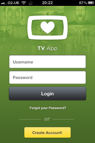 Tv-mobile-app-designs