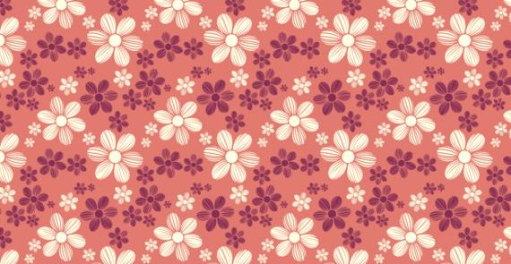 Daisy-chain-free-photoshop-patterns
