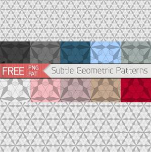 Geometric-free-photoshop-patterns