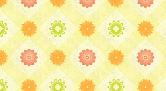 Plaid-floral-free-photoshop-patterns