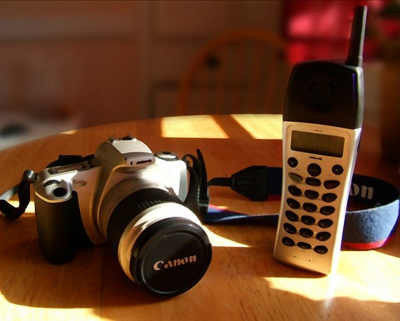 Cellphone and Camera