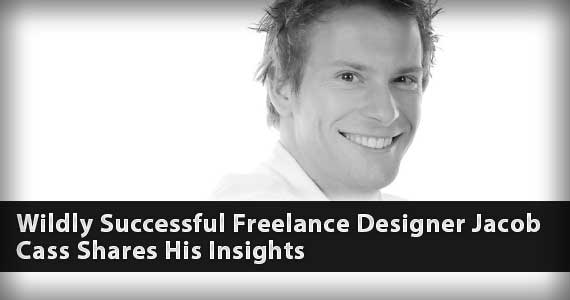Wildly Successful Freelance Designer Jacob Cass Shares His Insights