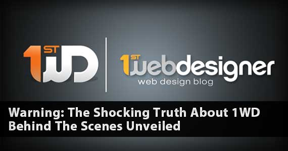 Warning: The Shocking Truth about 1WD Behind the Scenes Unveiled