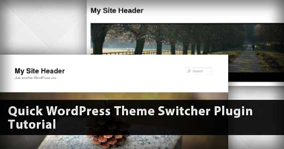 Quick WordPress Theme Switcher Plugin Tutorial