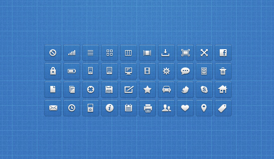 Icons-psd-web-interface-elements
