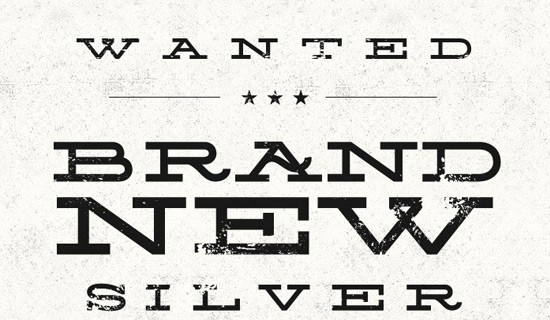 Silverfake free fonts 2015