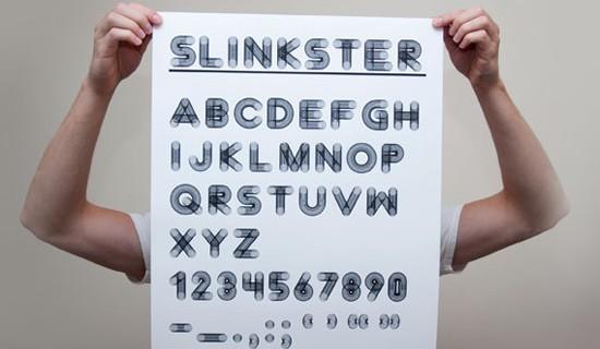 Slinkster-fresh-free-fonts-2012