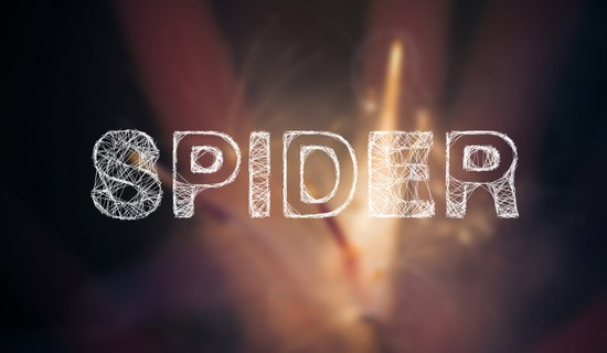 Spider-fresh-free-fonts-2012