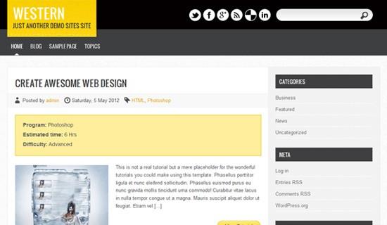 Western-free-wordpress-themes-2012