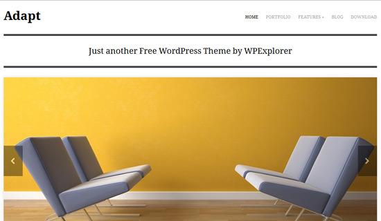 Adapt-free-wordpress-themes-2012