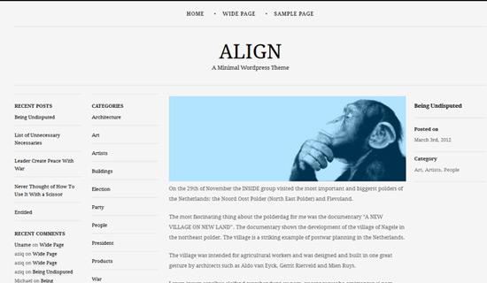 Align-free-wordpress-themes-2012