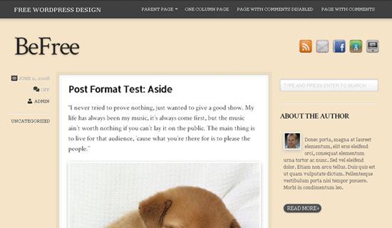 Befree-free-wordpress-themes-2012