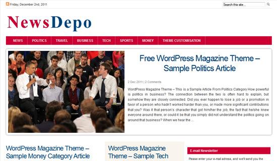 Newsdepo-free-wordpress-themes-2012