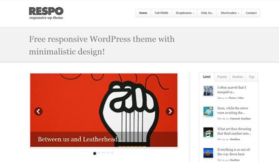Respo-free-wordpress-themes-2012