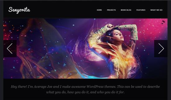 Senyorita-free-wordpress-themes-2012