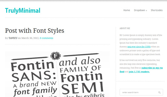 Trulyminimal-free-wordpress-themes-2012