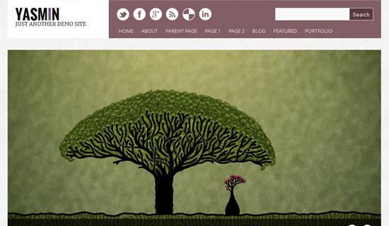 Yasmin-free-wordpress-themes-2012