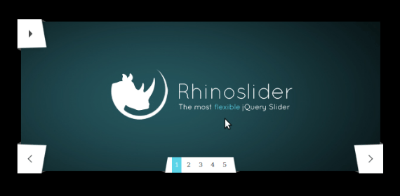 Rhino Slider Demo