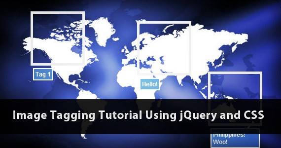 Image Tagging Tutorial Using jQuery and CSS