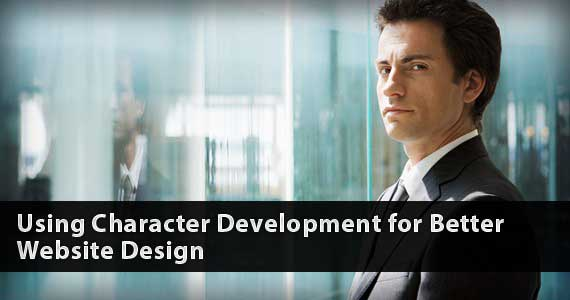 Using Character Development for Better Website Design