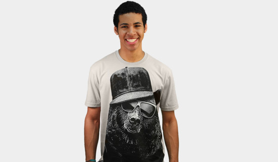 Black-bear-beautiful-tshirt-designs