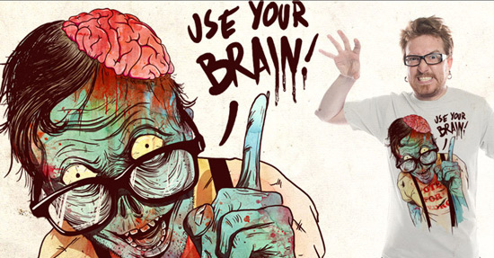 Brain-beautiful-tshirt-designs