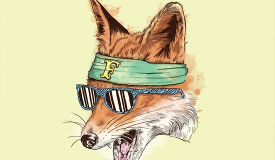 Foxy-beautiful-tshirt-designs