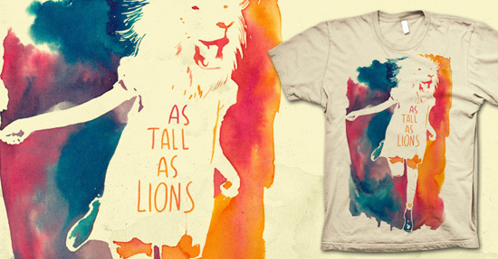 Lions-beautiful-tshirt-designs